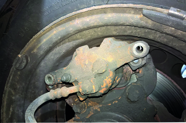 DIY repair could have ended badly
