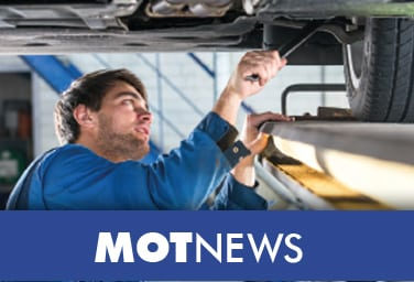 MOT News – Industry shock as government officially proposes four-year MOT exemption