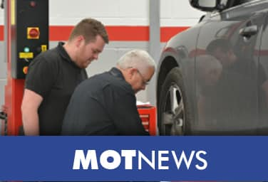MOT News – Rising concern as MOT training completion is 'lower than expected'