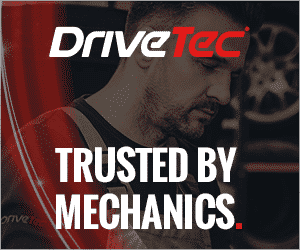 DriveTec | Trusted by Mechanics