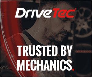 DriveTec | Trusted by Mechanics