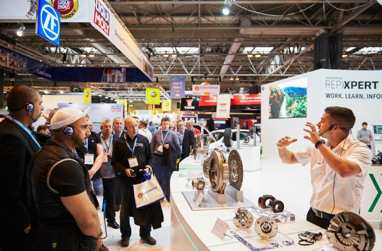 Last chance to sign up to Schaeffler's VIP Automechanika experience