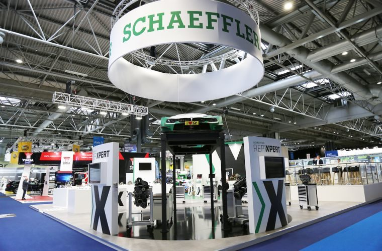Schaeffler hails 'best ever' Automechanika Birmingham