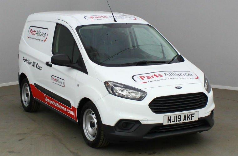 Ford Courier Vans enter network following fleet investment