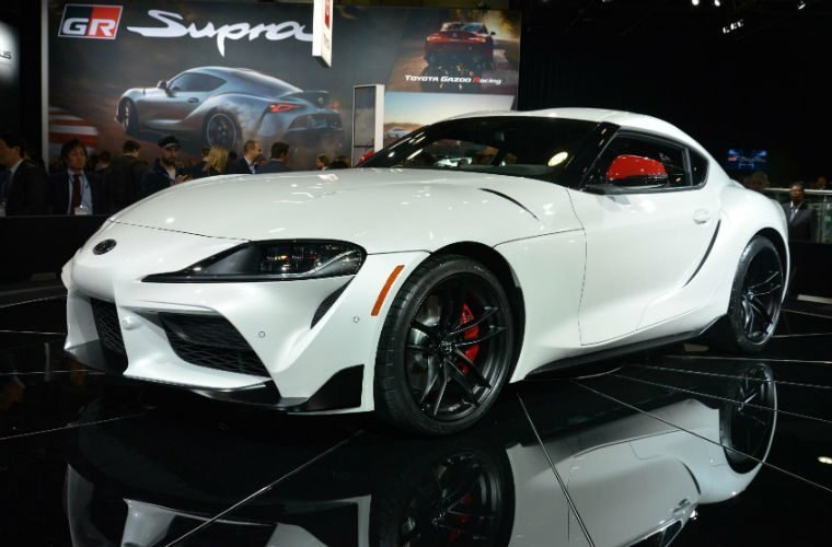 Delphi Technologies first-to-market brake pads for Toyota Supra